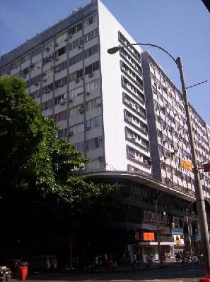 Centro Comercial de Copacabana, um veterano shopping de mais de meio século