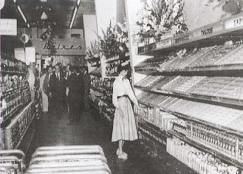Supermercado Disco, o primeiro supermercado inaugurado no Brasil