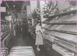 Supermercado Disco da Siqueira Campos na inauguração!