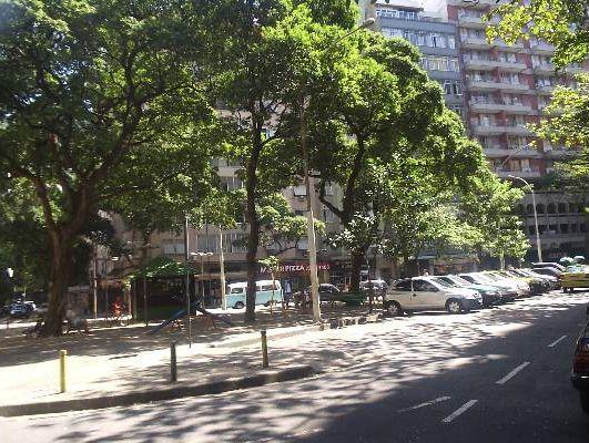 Praçinha do Inhangá, Copacabana, Rio de Janeiro