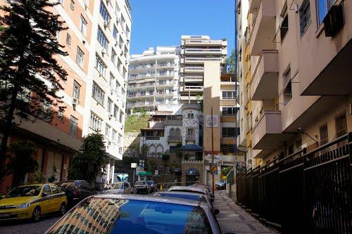 Rua General Azevedo Pimentel em Copacabana