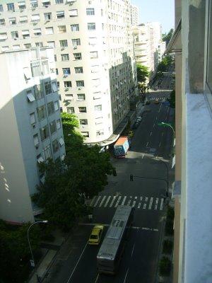 Rua Raul Pompéia em Copacabana