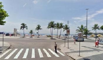 Rua Sá Ferreira esquina com Avenida Atlântica