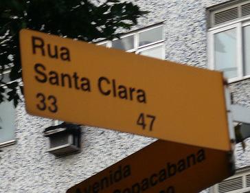 Rua Santa Clara, 33 é um pólo de confecções em Copacabana