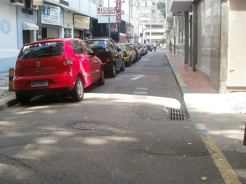 Travessa Cristiano Lacorte em Copacabana