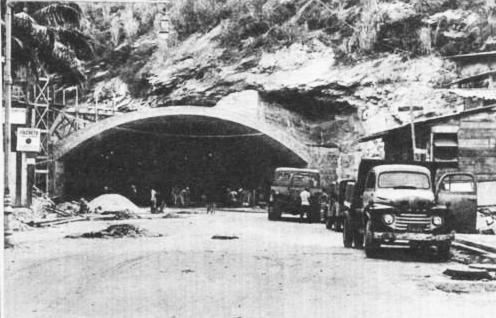 Abertura do Túnel Major Rubem Vaz