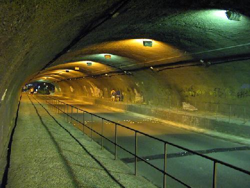 Túnel Prefeito Alaor Prata (Túnel Velho)