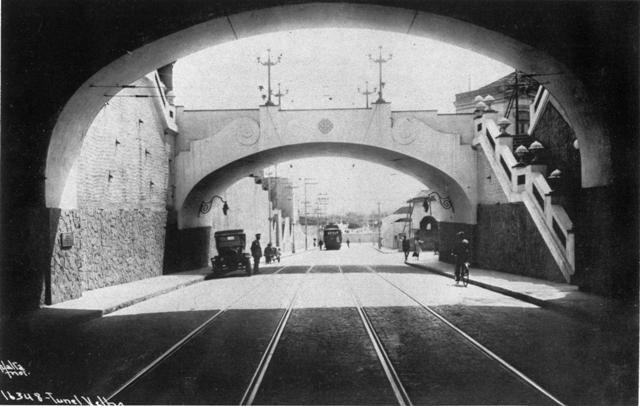 Túnel Alaor Prata (Túnel Velho)