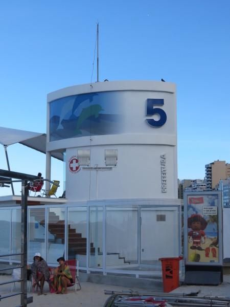 Posto 5 em Copacabana, Rio de Janeiro