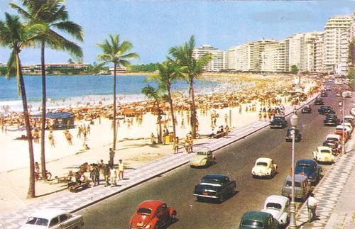 Praia de Copacabana 1967
