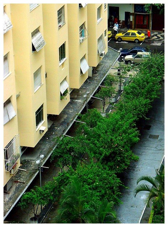 Beco das Garrafas em Copacabana