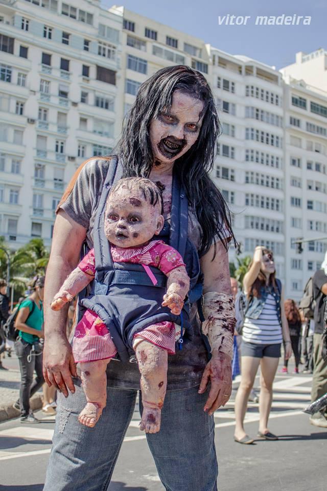 Zombie Walk 2013 Copacabana