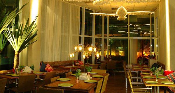 Restaurante Doce Delicia na Avenida Afrânio de Melo Franco no Leblon