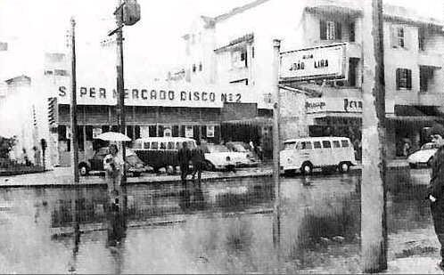 Supermercado Disco na Avenida Ataulfo de Paiva, Leblon, Rio de Janeiro