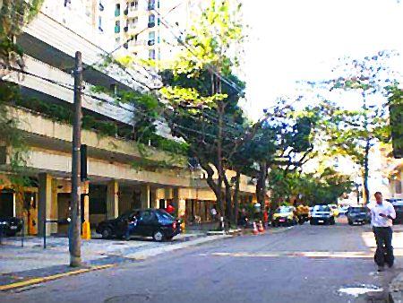 Rua Conde de Bernadotte no Leblon, Rio de Janeiro