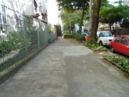 Rua Cupertino Durão no Leblon, Rio de Janeiro