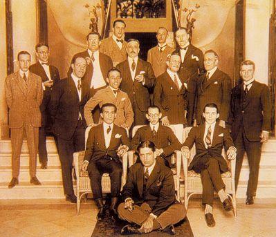 Graça Aranha entre os Modernistas na Semana de 1922