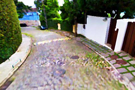 Rua Embaixador Graça Aranha no Alto Leblon
