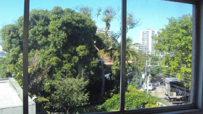 Vista da Rua Félix Pacheco no Leblon