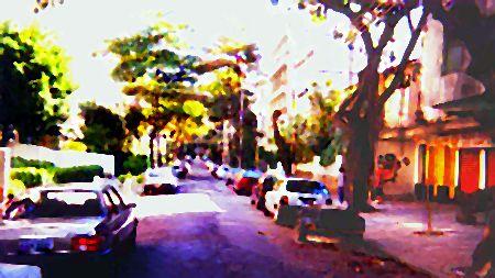 Rua General Urquiza no Leblon