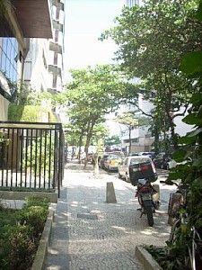 Rua José Linhares no Leblon, Rio de Janeiro