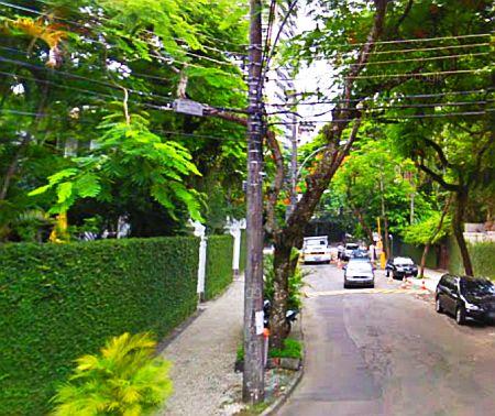 Rua Leôncio Correia