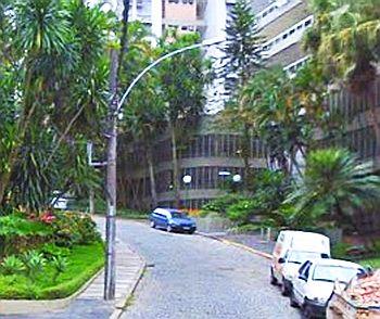 Rua Sambaíba, Leblon