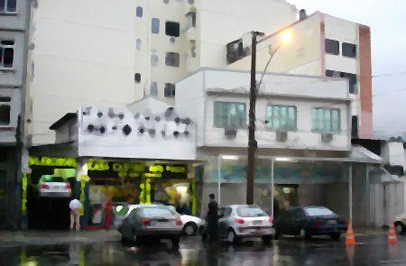 Rua Tubira, no Leblon, Rio de Jneiro
