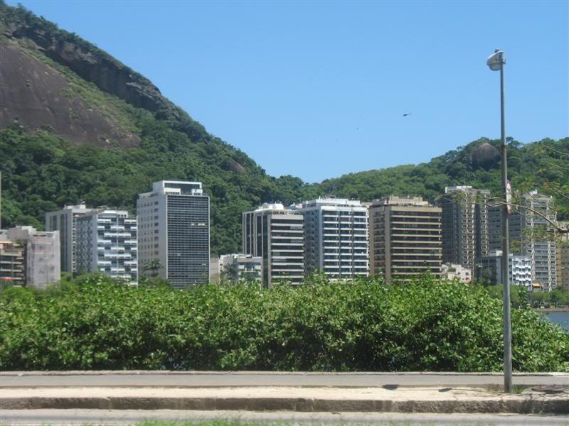 Avenida Epitácio Pessoa em Ipanema, Rio de Janeiro