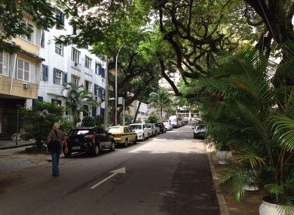 Rua Alberto de Campos em Ipanema, Rio de Janeiro