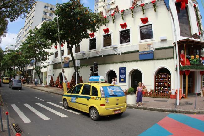 Rua Joana Angélica em Ipanema