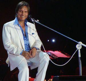 Roberto Carlos ao vivo em Copacabana