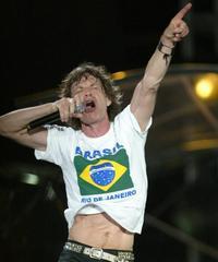 Rolling Stones ao vivo em Copacabana