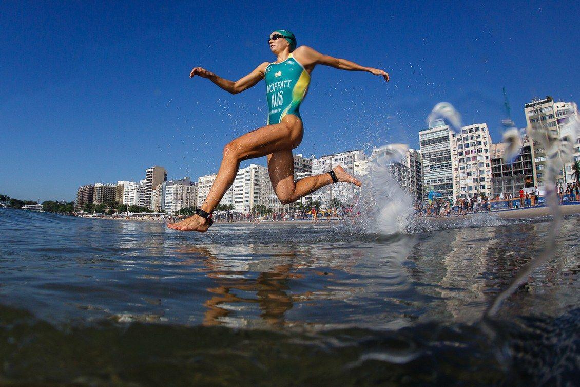 Evento-teste AqueceRio para Rio2016.