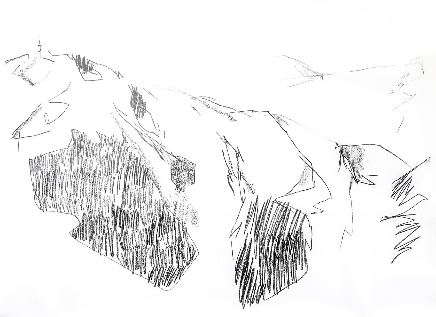 Mountain Study (France)