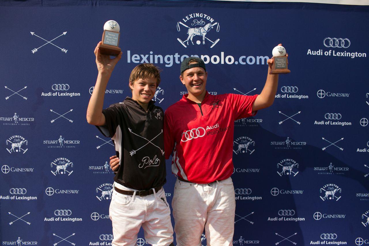 Trent Lott & Andrew Beck
