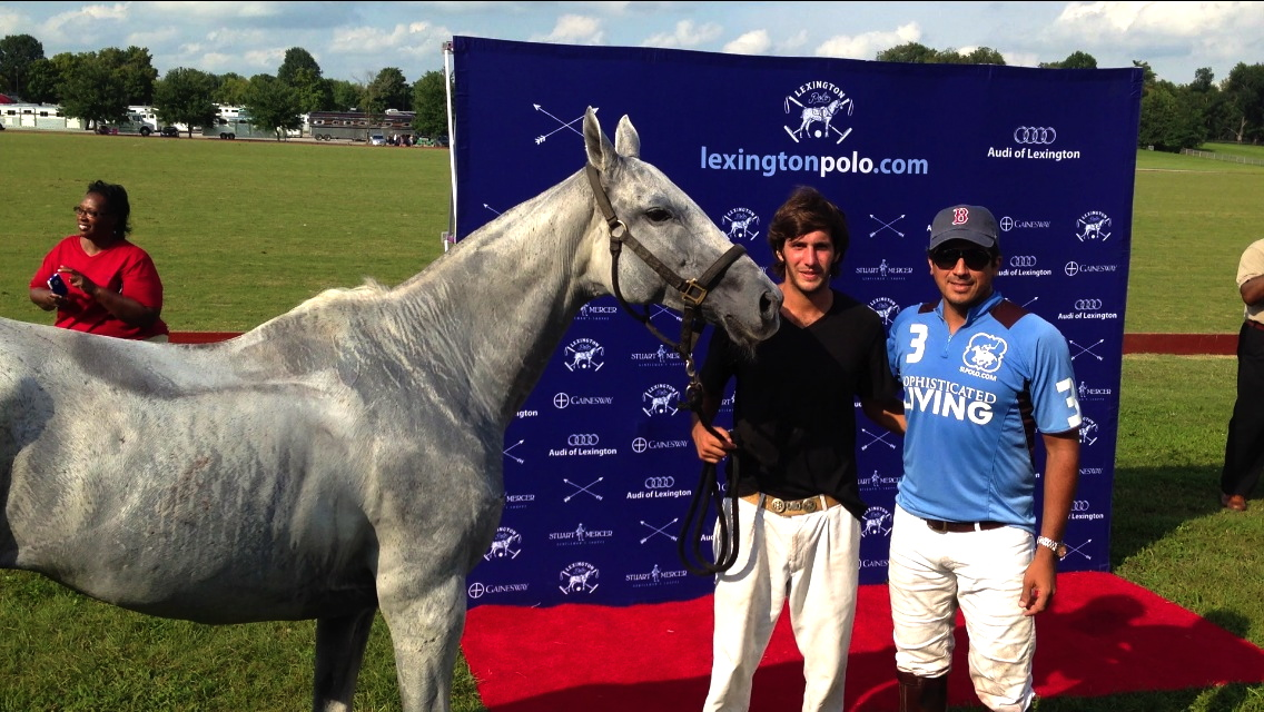 Best Playing pony owned by Fernando Ayala