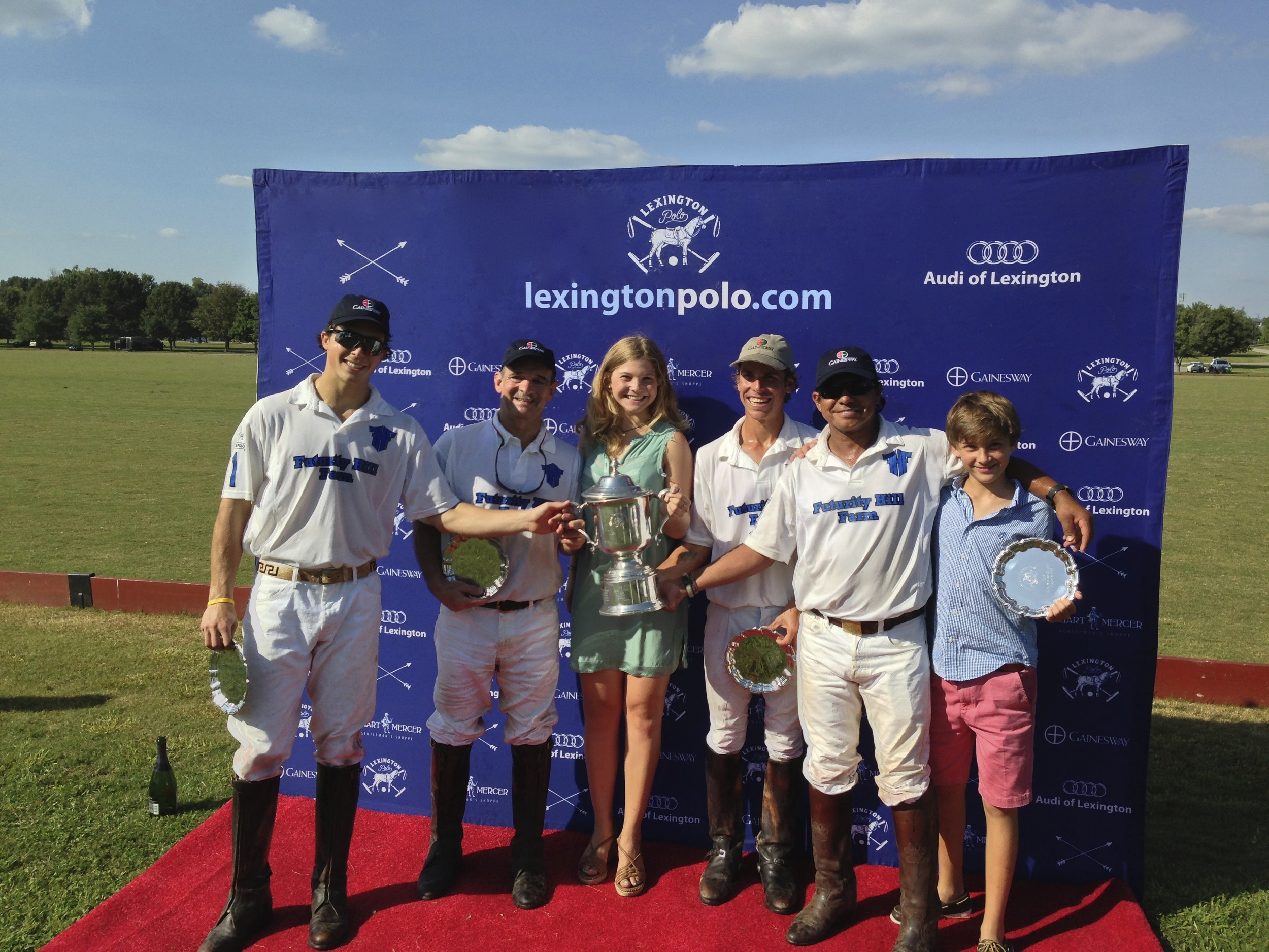 USPA Amateur Cup Champions - Gainesway Polo