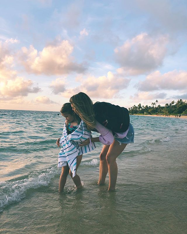Thankful for a good back epidural and some new meds that made this Hawaii family vaca happen 🏝