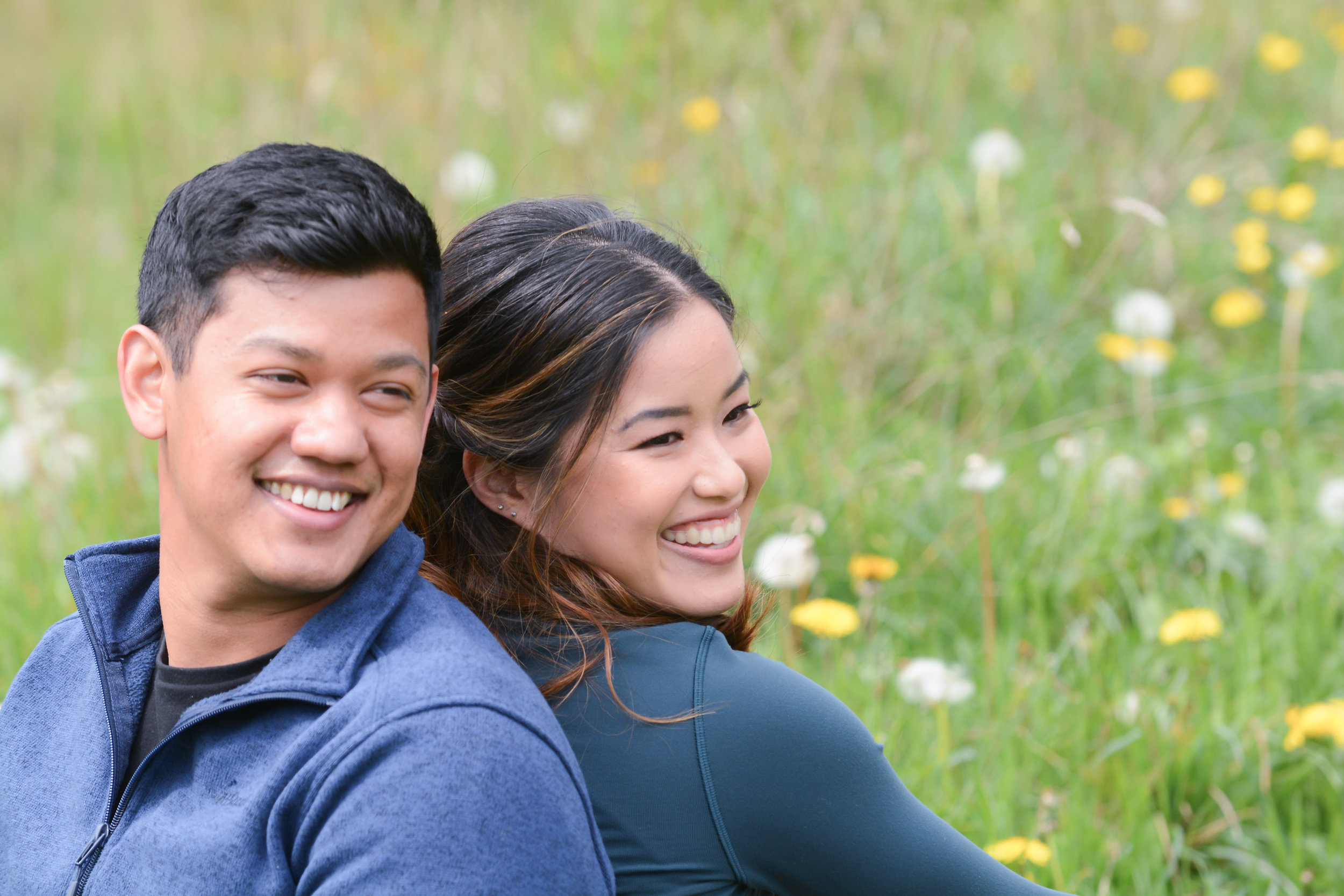 Engagement photoshoot photography by photographer in St Albans H
