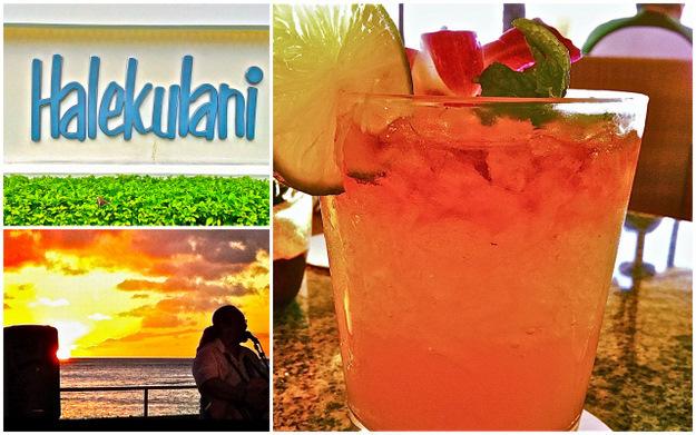 Halekulani Hotel, Honolulu, Hawaii - Sandra Harris