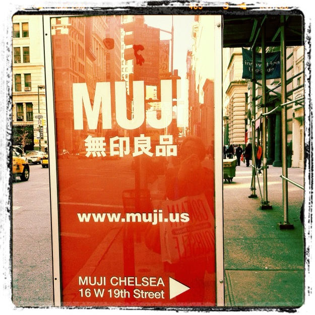 Muji - Flatiron District