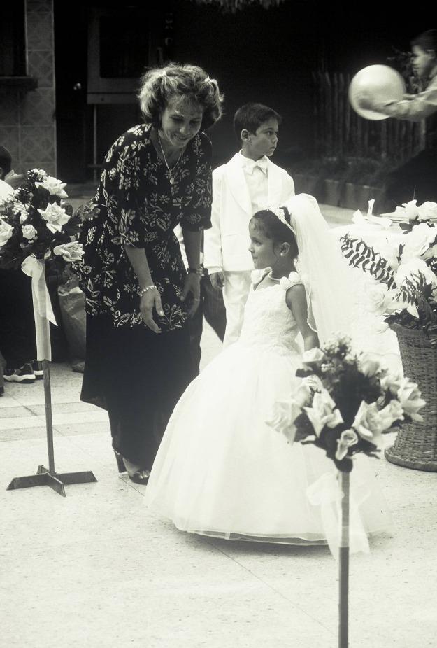 First Communion Havana cuba