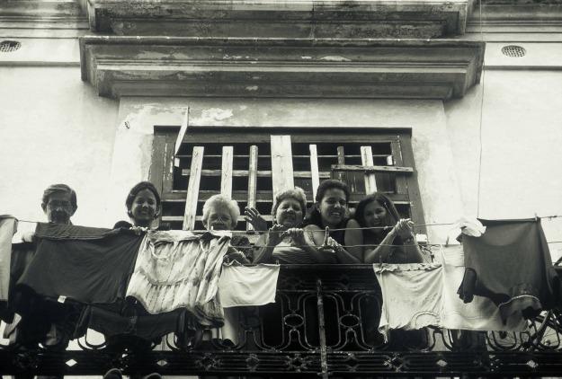 women old havana cuba