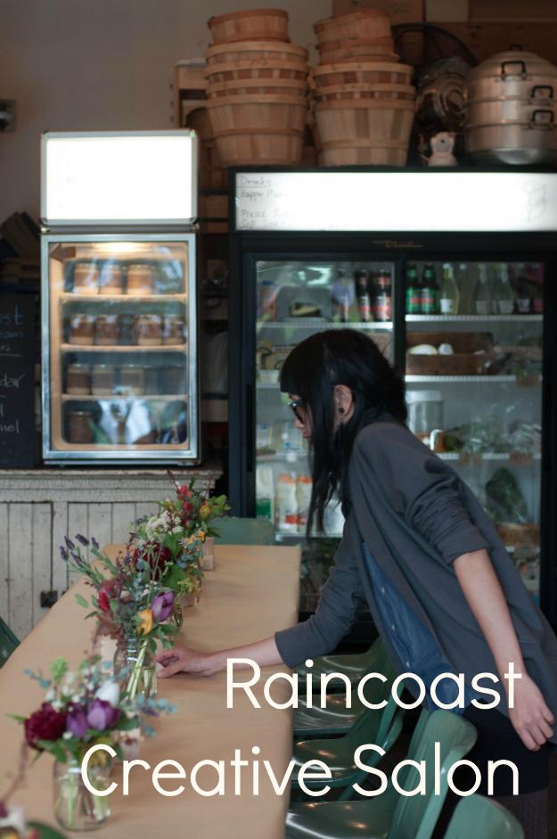 Raincoast Creative Salon Michael Green