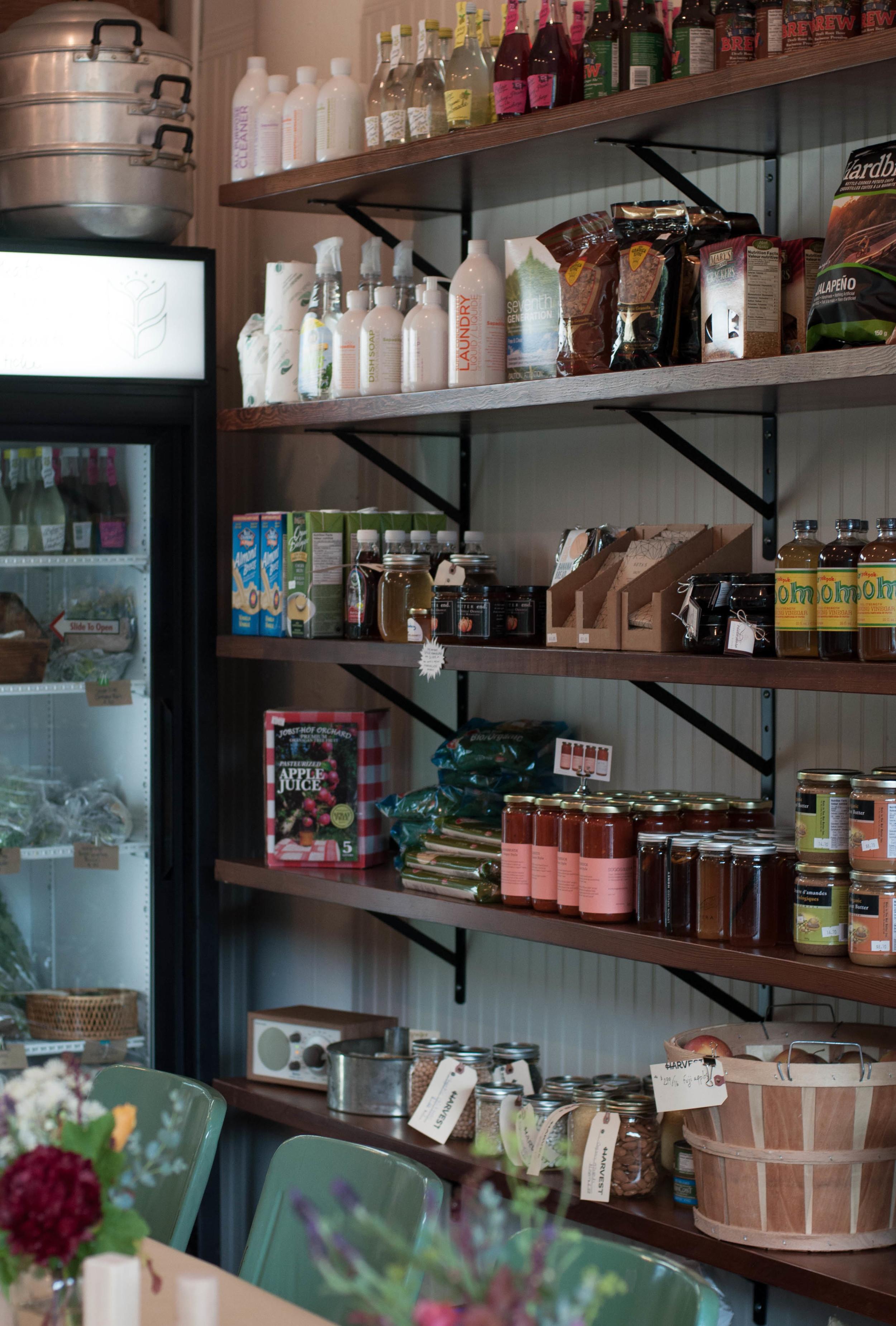 Harvest Vancouver Raincoast Creative Salon