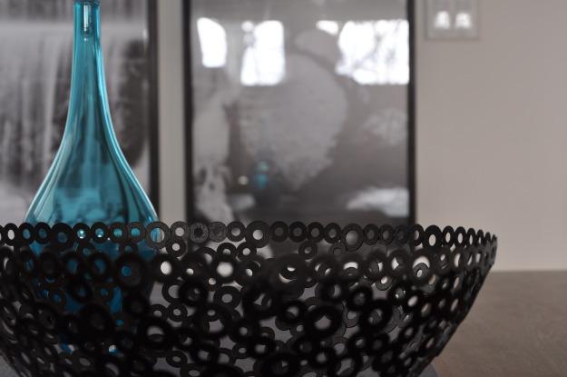 blue vase Raincoast Creative Salon