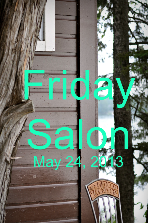 Friday Salon Mad Men art creative process twitter