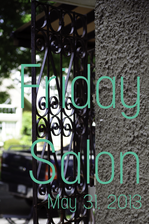 Friday Salon Mad Men creativity