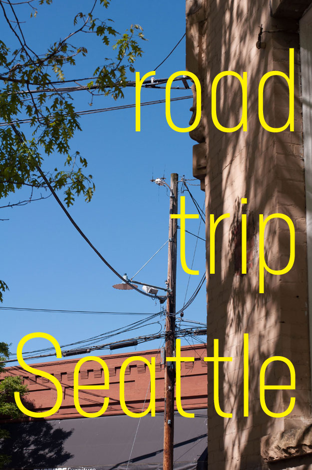 Seattle travel tips road trip